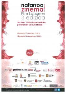 2015eko 10 film labur finalisten proiekzioak Vinculo Etxean