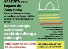 CONSULTORÍA ENERGÉTICA GRATUITA PARA HOGARES