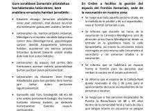 SEGUNDA VACUNACIÓN PERSONAS 68 Y 69 AÑOS