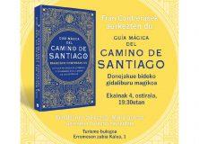 PRESENTACIÓN GUÍA MÁGICA DEL CAMINO DE SANTIAGO